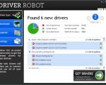 Screenshot Driver Robot